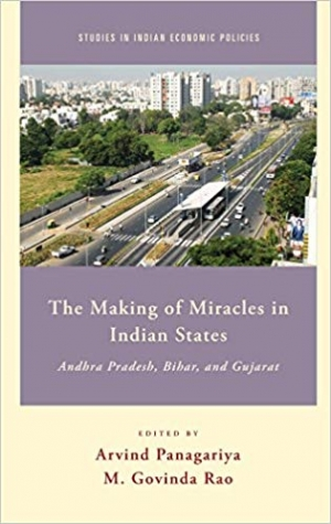 Download The Making of Miracles in Indian States: Andhra Pradesh, Bihar, and Gujarat (Studies in Indian Economic Policies) free book as pdf format