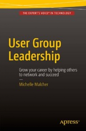 Download User Group Leadership free book as pdf format