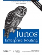 Book Junos Enterprise Routing, 2nd Edition free