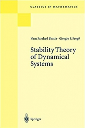 Download Stability Theory of Dynamical Systems (Classics in Mathematics) free book as pdf format