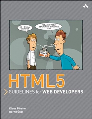 Download HTML5 Guidelines for Web Developers free book as pdf format
