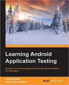 Book Learning Android Application Testing free