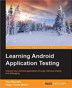 Download Learning Android Application Testing free book as pdf format