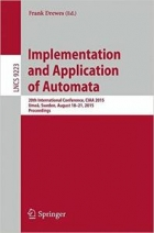 Book Implementation and Application of Automata free