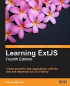 Book Learning ExtJS, Fourth Edition free