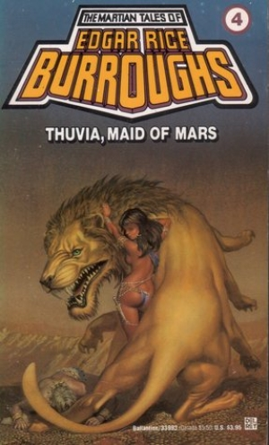 Download Thuvia Maid of Mars free book as pdf format
