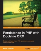 Book Persistence in PHP with Doctrine ORM free