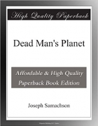 Book Dead Man's Planet free