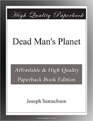 Download Dead Man's Planet free book as epub format