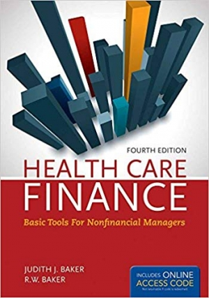 Download Health Care Finance: Basic Tools for Nonfinancial Managers, 4 edition free book as pdf format