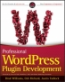 Book Professional WordPress Plugin Development free