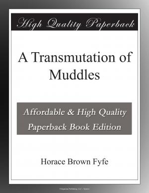 Download A Transmutation of Muddles free book as epub format