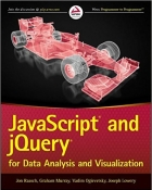 Book JavaScript and jQuery for Data Analysis and Visualization free