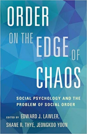 Download Order on the Edge of Chaos: Social Psychology and the Problem of Social Order free book as pdf format