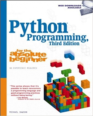 Download Python Programming for the Absolute Beginner, Third Edition free book as pdf format