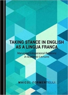 Book Taking Stance in English as a Lingua Franca free