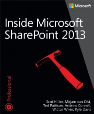 Download Inside Microsoft SharePoint 2013 free book as pdf format