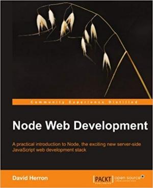 Download Node Web Development free book as pdf format
