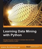 Book Learning Data Mining with Python free