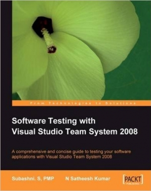 Download Software Testing with Visual Studio Team System 2008 free book as pdf format