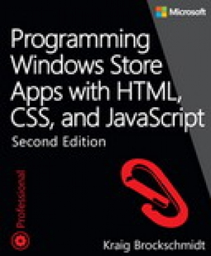 Download Programming Windows Store Apps with HTML, CSS, and JavaScript, Second Edition free book as pdf format