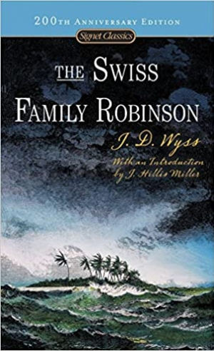 Download The Swiss Family Robinson free book as epub format