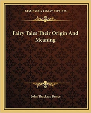Download Fairy Tales; Their Origin and Meaning free book as pdf format