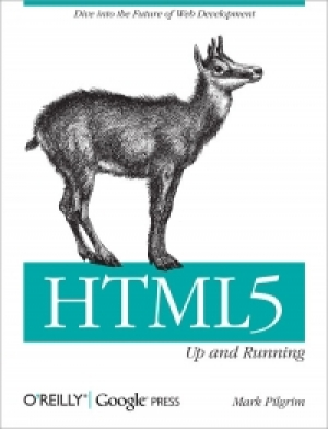 Download HTML5: Up and Running free book as pdf format