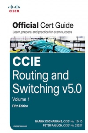 Download CCIE Routing and Switching v5.0 Official Cert Guide, Volume 1, 5th Edition free book as pdf format