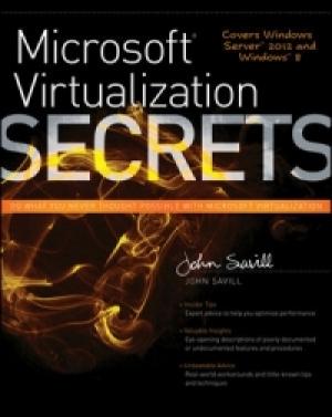 Download Microsoft Virtualization Secrets free book as pdf format