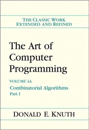 Download Art of Computer Programming, Volume 4A, The: Combinatorial Algorithms, Part 1 free book as pdf format