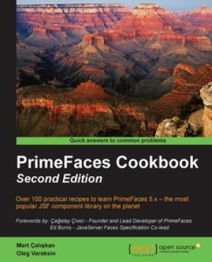Download PrimeFaces Cookbook – Second Edition free book as pdf format