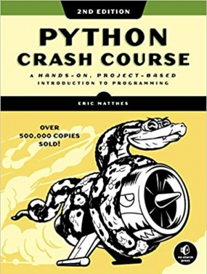 Download Python Crash Course, 2nd Edition: A Hands-On, Project-Based Introduction to Programming free book as pdf format