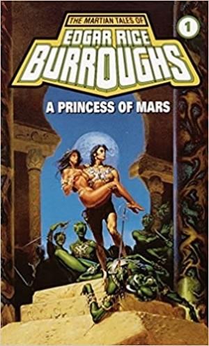 Download A Princess of Mars free book as pdf format