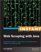Book Instant Web Scraping with Java free