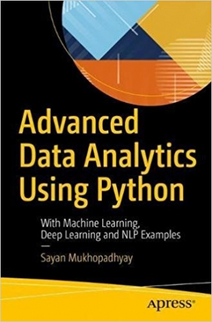 Download Advanced Data Analytics Using Python free book as pdf format