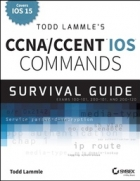 Book Todd Lammle's CCNA/CCENT IOS Commands Survival Guide free