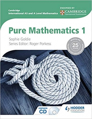Download Cambridge International as and a Level Mathematics Pure Mathematics: 1 free book as pdf format
