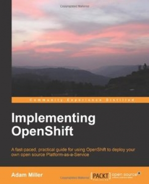 Download Implementing OpenShift free book as pdf format