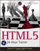 Book HTML5 24-Hour Trainer free