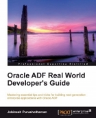 Book Oracle ADF Real World Developer's Guide free