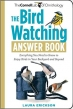 Book The Bird Watching Answer Book free