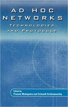 Book AD HOC NETWORKS: Technologies and Protocols free