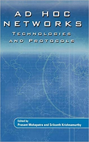 Download AD HOC NETWORKS: Technologies and Protocols free book as pdf format