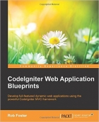 Book CodeIgniter Web Application Blueprints free