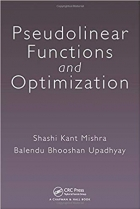 Book Pseudolinear Functions and Optimization free