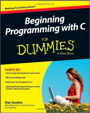 Download Beginning Programming With C For Dummies free book as pdf format