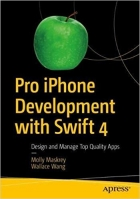 Book Pro iPhone Development with Swift 4 free