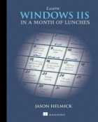 Book Learn Windows IIS in a Month of Lunches free