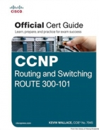 Book CCNP Routing and Switching ROUTE 300-101 Official Cert Guide free